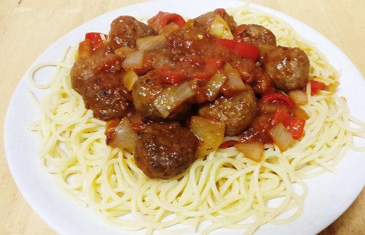 meatball meal