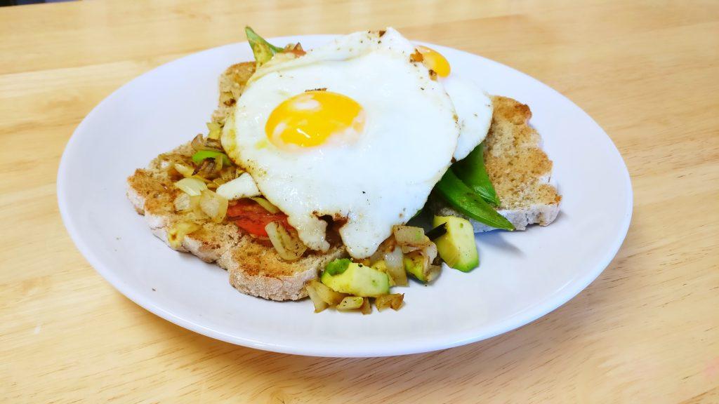 Egg & Wheaten Delight
