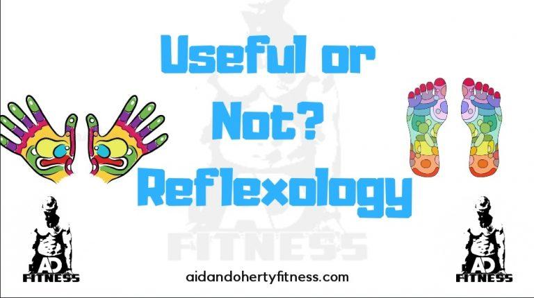 Reflexology cover